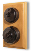 Click for Bakelite Dimmers