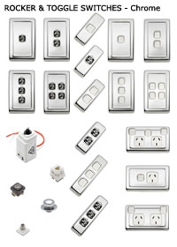 Contemporary Light Switches