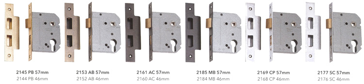 This Style Of Lock Is Predominately Used For External Doors Internal Euro Cylinders To Suit The Locks Click Here