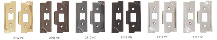 Click On Above Thumbnails For A Larger Image Predominately Used With Tube Latches French Doors Low Security Locks Here