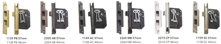 This Style Of Lock Is Predominately Used For French Internal Or Low Security Doors Each Comes With Two Keys