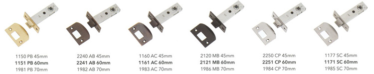 This Style Of Mechanism Is Predominately Used With Passage Sets Latch Handles For Bedroom And Internal Doors That Do Not Need To Be